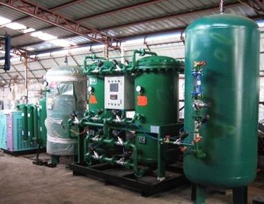 制氮机系统-广西中冶应用案例
