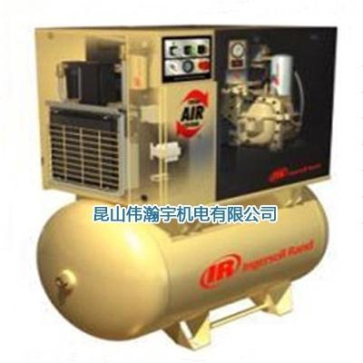 节能空压机-英格索兰4-37KW 固定转速一体化螺杆机(内置冷干机过滤器)